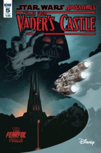 Star Wars Adventures: Tales from Vader's Castle #5 (Cover B by Charles Paul Wilson III (31.10.2018)