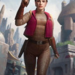 Thrawn: Alliances - Padmé B&N Exclusive Poster