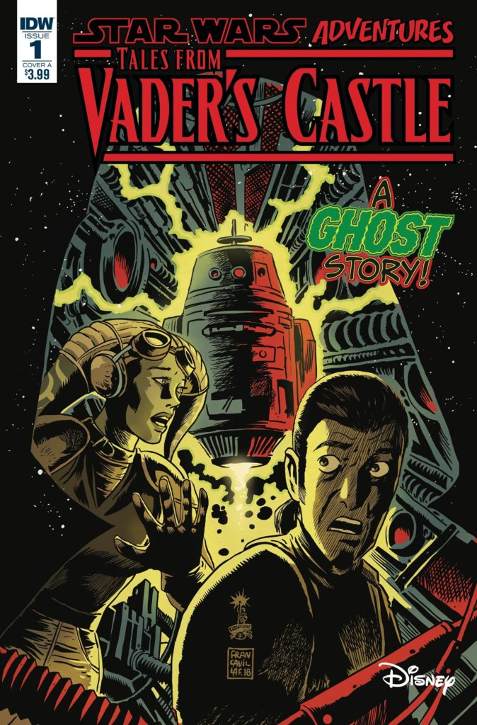 Tales from Vader's Castle #1 Cover A