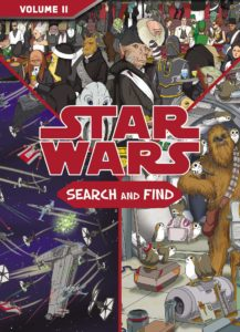 Star Wars Search and Find Volume II (28.05.2019)
