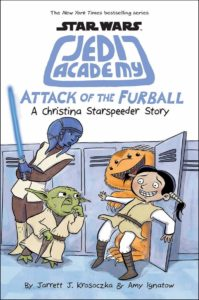 Jedi Academy 8: Attack of the Furball (03.09.2019)