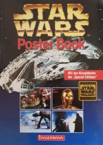 Star Wars Poster Book (Juli 1997)