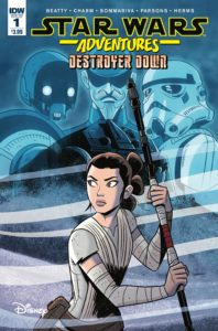 Star Wars Adventures: Destroyer Down #1 (07.11.2018)