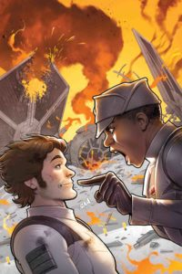 Han Solo: Imperial Cadet #1 (vorläufiges Cover)