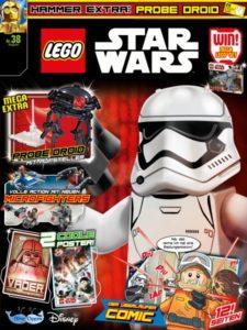 LEGO Star Wars Magazin #38 (14.07.2018)