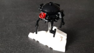 LEGO Star Wars Magazin #38 - Probe Droid - Set