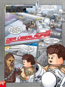 LEGO Star Wars Magazin #38 - Vorschau Seite 4