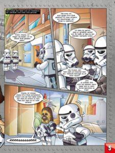 LEGO Star Wars Magazin #38 - Vorschau Seite 5