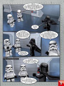 LEGO Star Wars Magazin #39 - Vorschau Seite 5