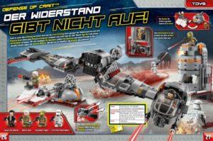 LEGO Star Wars Magazin #39 - Vorschau Seiten 26 und 27