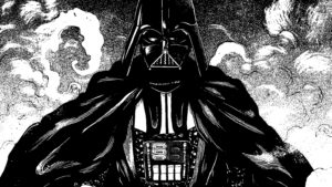 Lost Stars Manga Darth Vader