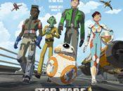Star Wars Resistance - Heroes Poster
