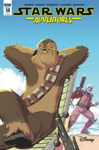 Star Wars Adventures #14 (Ryan Jampole Variant Cover) (26.09.2018)