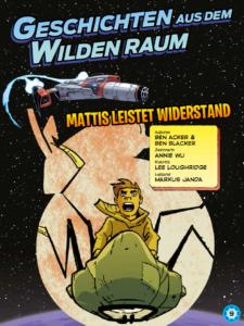 Star Wars Universum #9 - Mattis leistet Widerstand