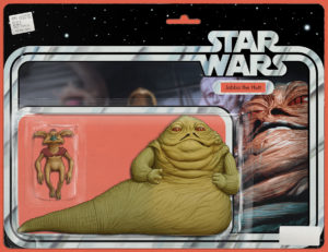 "Star Wars #51 (JTC ""Jabba the Hutt"" Action Figure Variant Cover) (06.09.2018)"