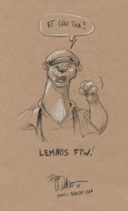 Lemnos von Eva Widermann
