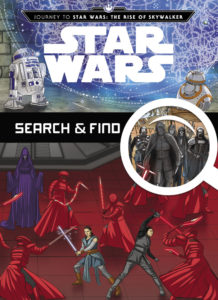Journey to Star Wars: The Rise of Skywalker Search & Find (04.10.2019)