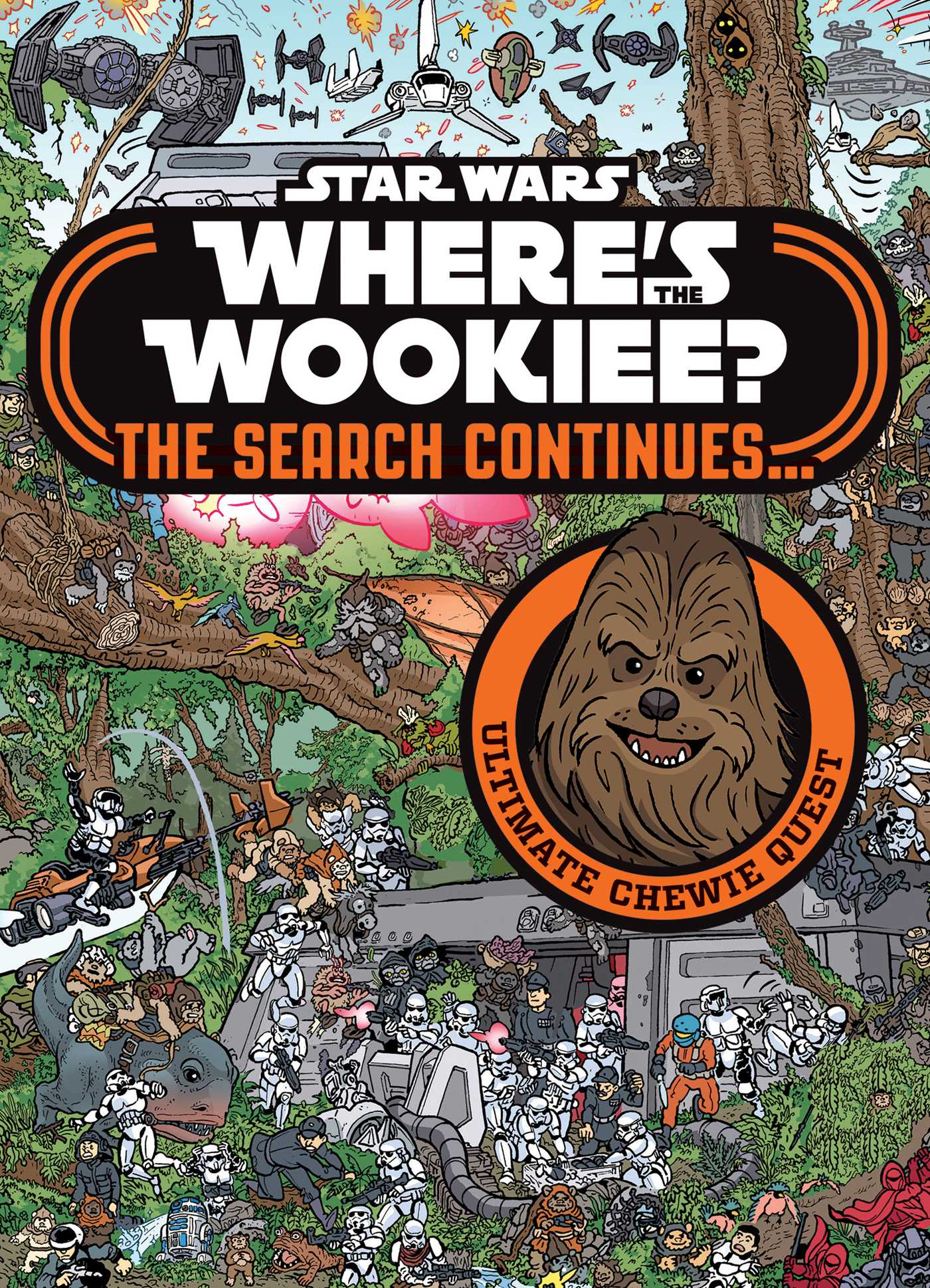 Where's the Wookiee? - The Search Continues (09.06.2020)