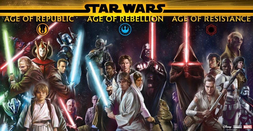 The Age of Star Wars (Teaser)