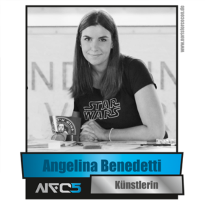 Angelina Benedetti - Künstlerin