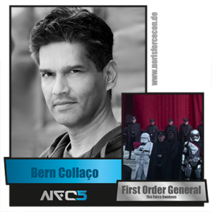Bern Collaço - First Order General