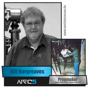 Bill Hargreaves - Propmaker