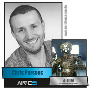 Chris Parsons - 4-LOM