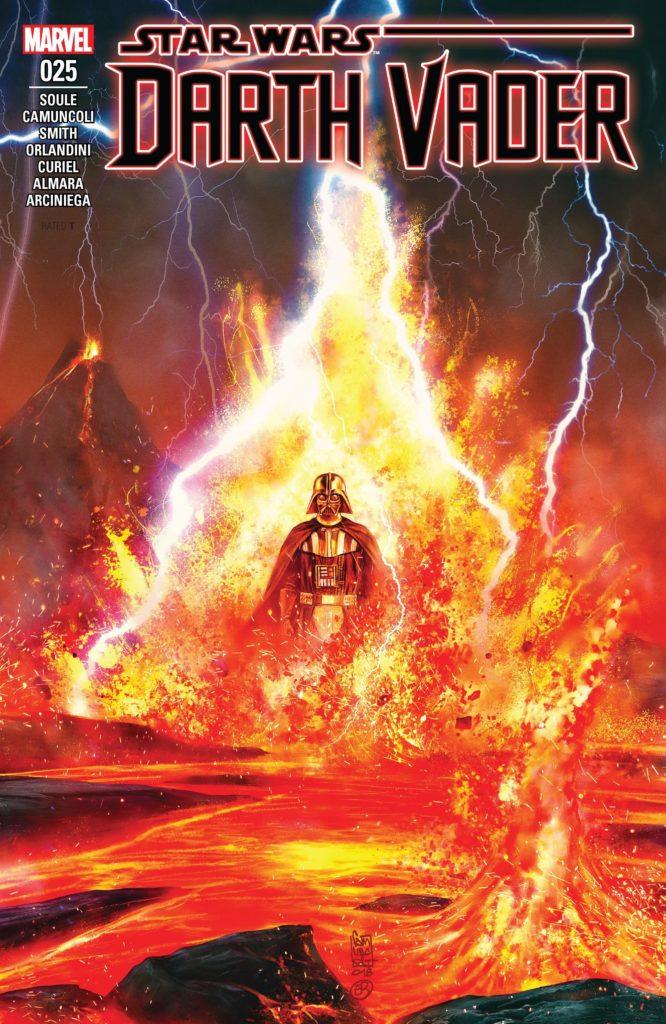 Darth Vader #25 (19.12.2018)