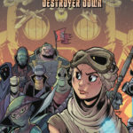 Star Wars Adventures: Destroyer Down #2 (Jon Sommariva Variant Cover) (November 2018)