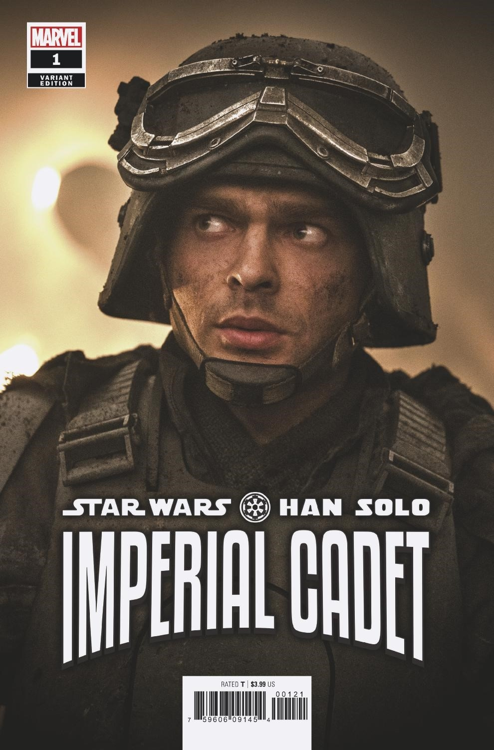 Han Solo: Imperial Cadet #1 (Movie Variant Cover) (07.11.2018)