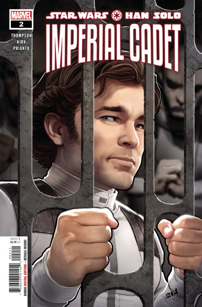Han Solo: Imperial Cadet #2 (12.12.2018)