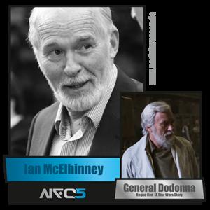 Ian McElhinney - General Dodonna