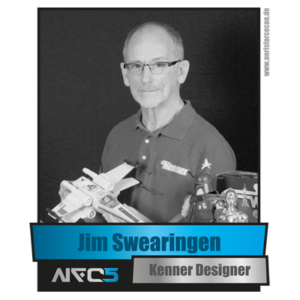 Jim Swearingen - Kenner Deisgner