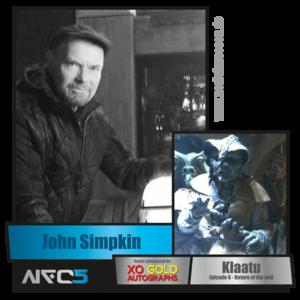 John Simpkin - Klaatu