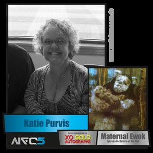 Katie Purvis - Ewok