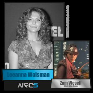 Leeanna Walsman - Zam Wesell