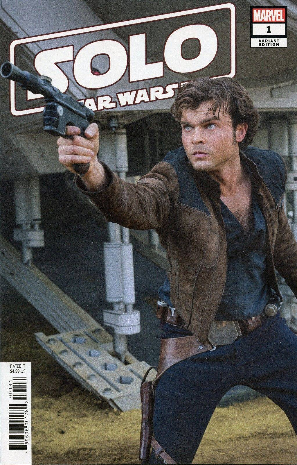 Solo #1 (Movie Variant Cover) (10.10.2018)