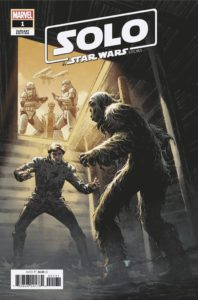 Solo #1 (Luke Ross Variant Cover) (10.10.2018)