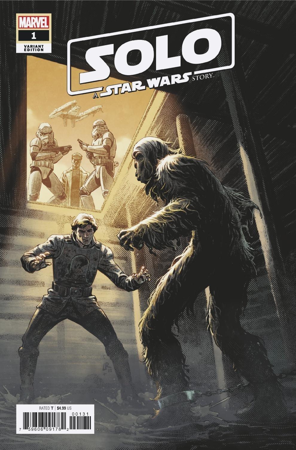 Solo #1 (Luke Ross Variant Cover) (10.10.2018)