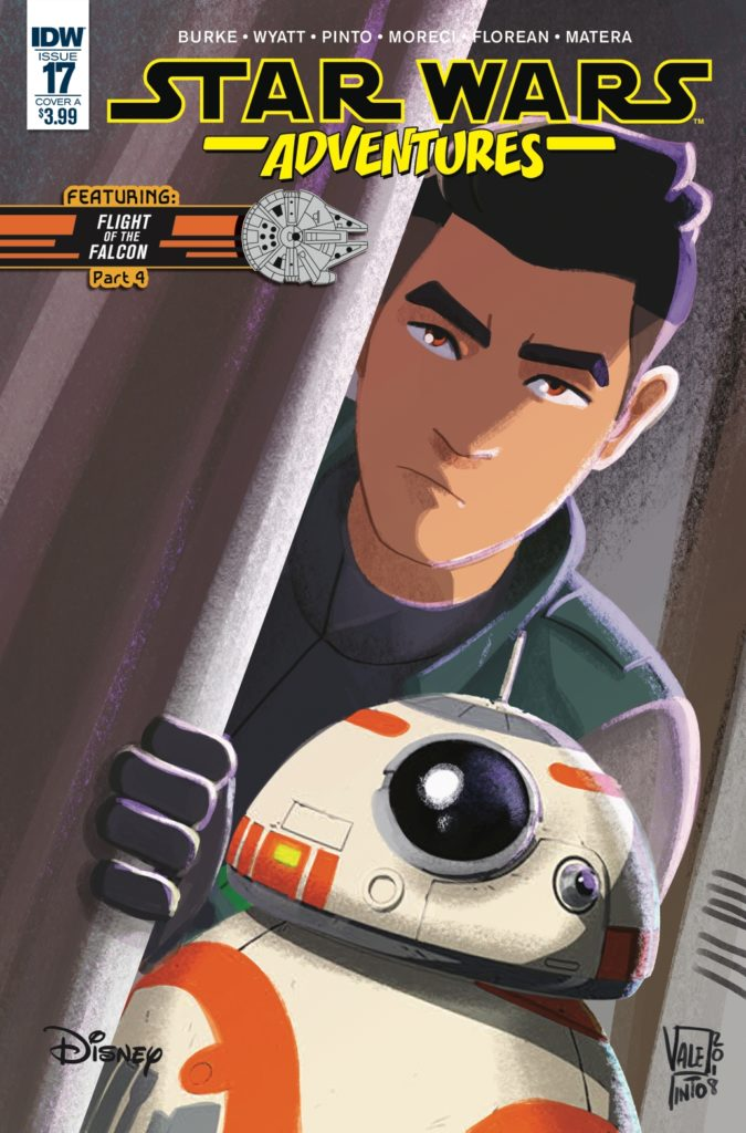Star Wars Adventures #17 (Cover A by Valentina Pinto) (30.01.2019)