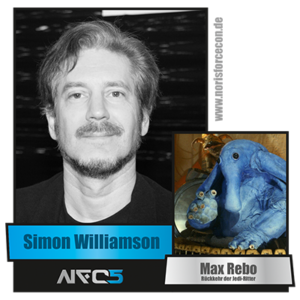 Simon Williamson - Max Rebo