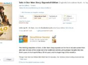 Solo: A Star Wars Story Century-Ausgabe bei Amazon