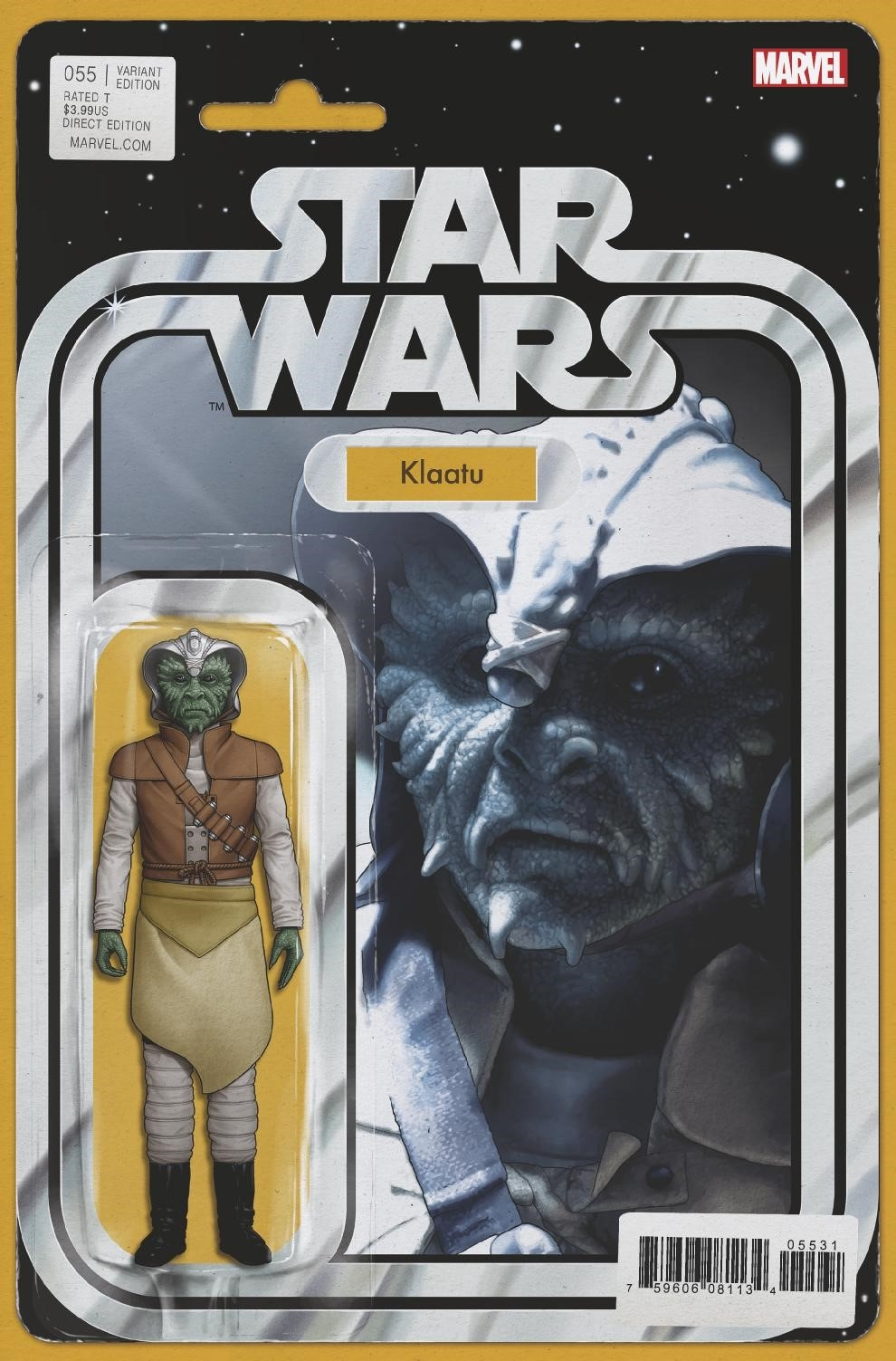 Star Wars #55 (Action Figure Variant Cover) (03.10.2018)