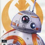 """Star Wars #58 (Rod Reis Galactic Icon """"BB-8"""" Variant Cover) (05.12.2018)"""