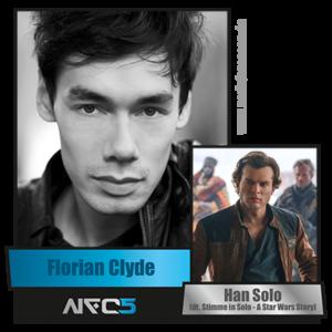 Florian Clyde - Synchronsprecher - Han Solo