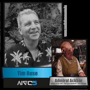 Tim Rose - Admiral Ackbar