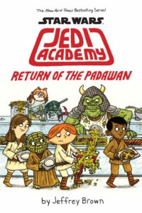 Jedi Academy 2: Return of the Padawan (30.04.2019)