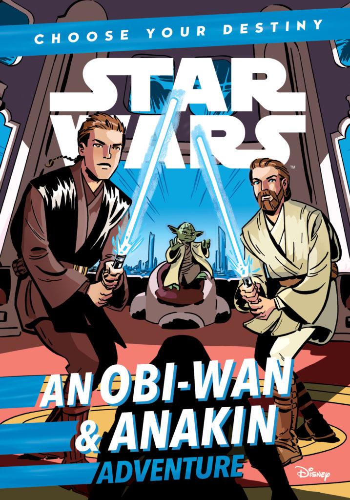 Choose Your Destiny: An Obi-Wan & Anakin Adventure (19.03.2019)