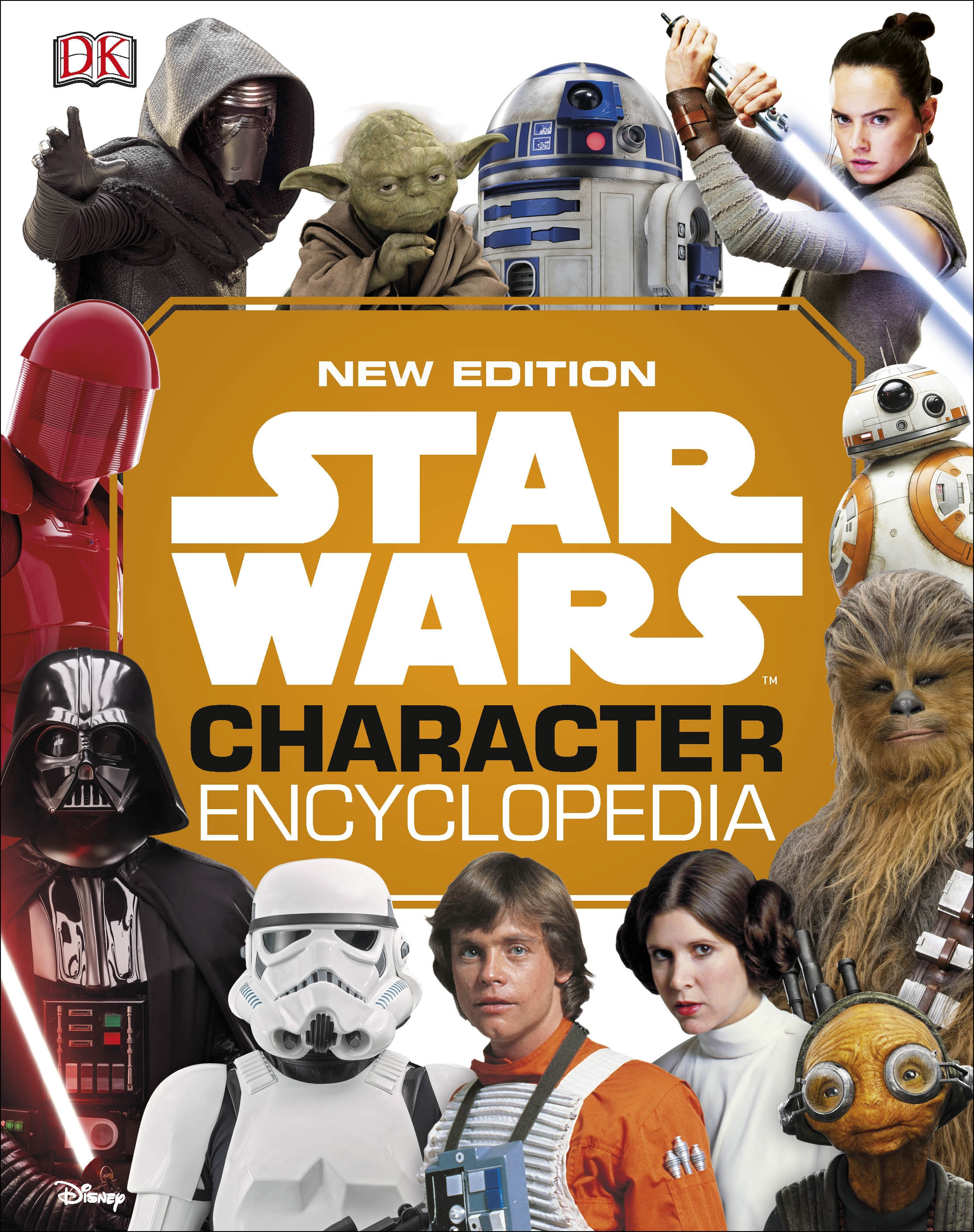 Star Wars Character Encyclopedia - New Edition (24.09.2019)