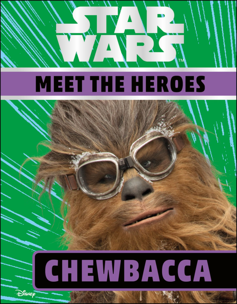 Meet the Heroes: Chewbacca (03.09.2019)